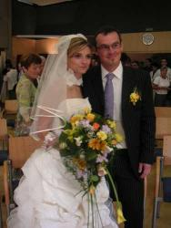 Mariage de Glori et David