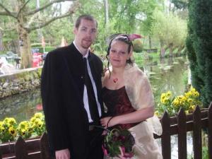 Mariage d'Arnaud et Fanny